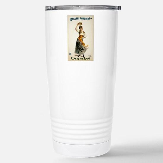 opera art Travel Mug