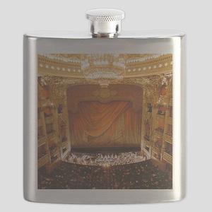 opera art Flask