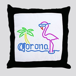 Corona Throw Pillow