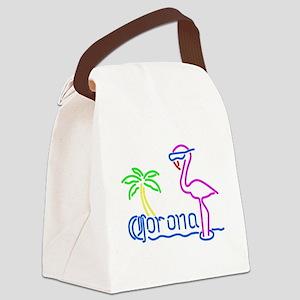 Corona Canvas Lunch Bag