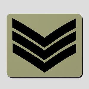British Sergeant<BR> Mousepad 4