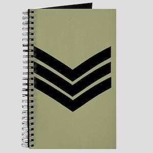 British Sergeant<BR> Journal 4