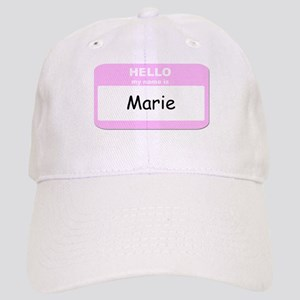 My Name is Marie Cap