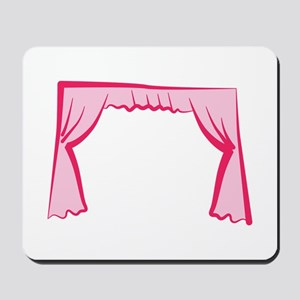 Curtains Mousepad