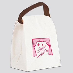 Class Act Canvas Lunch Bag