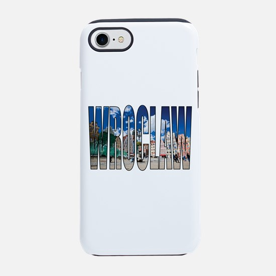 Wroclaw iPhone 8/7 Tough Case