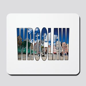 Wroclaw Mousepad