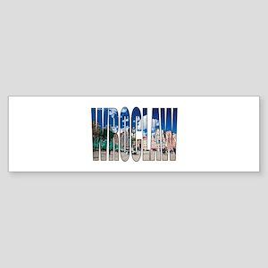 Wroclaw Bumper Sticker