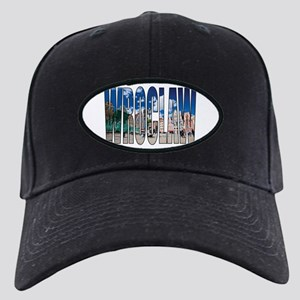 Wroclaw Black Cap with Patch