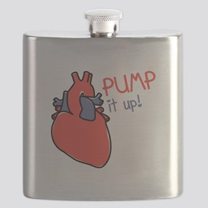 Pump It Up Flask