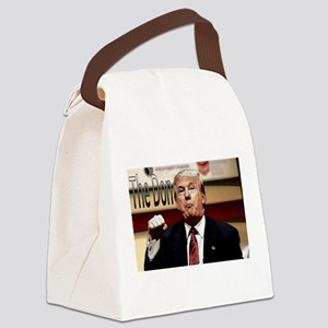 The Don Canvas Lunch Bag
