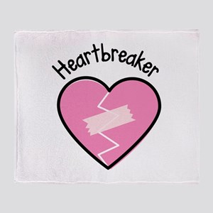 Heartbreaker Throw Blanket