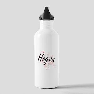 Hogan surname artistic Stainless Water Bottle 1.0L