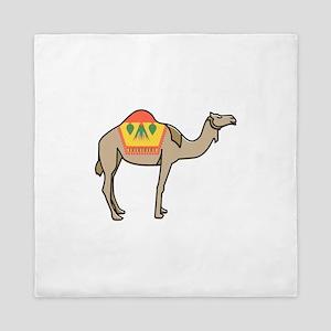 Camel Queen Duvet