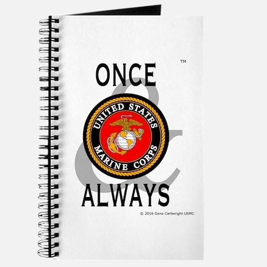 Always a Marine Journal