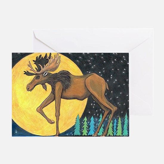 Unique Wyoming cowboys Greeting Card