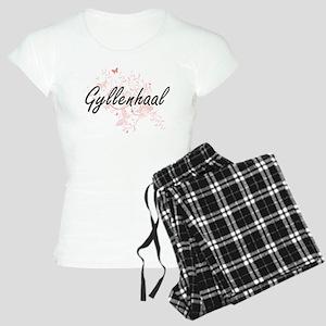 Gyllenhaal surname artistic Women's Light Pajamas