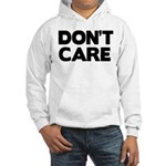 Don't care Jumper Hoody
