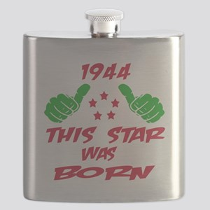 1944 This star was born Flask