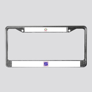 1958 This star was born License Plate Frame