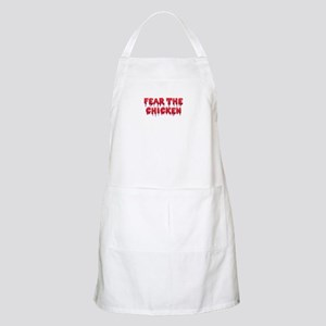 Fear the Chicken Light Apron