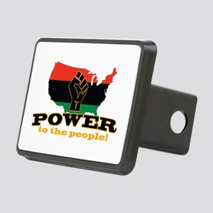 Power To People Hitch Cover