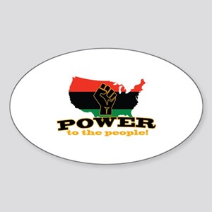 Power To People Sticker