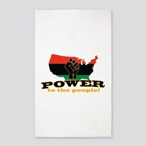 Power To People Area Rug