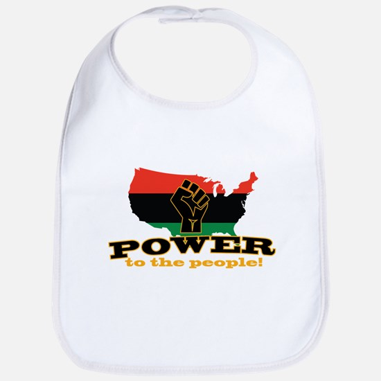 Power To People Bib