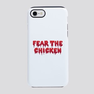 Fear the Chicken iPhone 8/7 Tough Case