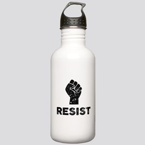Resist Fist Distressed Stainless Water Bottle 1.0L