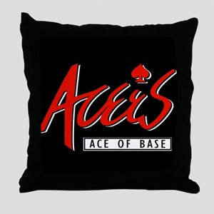 ACERS OFFICIAL LOGO, Throw Pillow