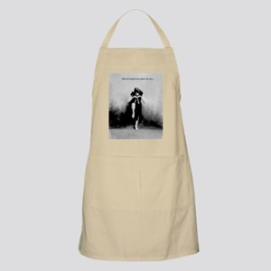 Only her hairdresser knows fo BBQ Apron