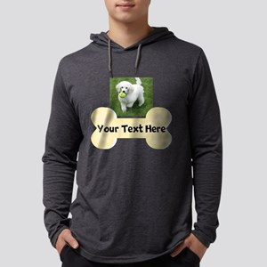 Personalize Dog Gift Long Sleeve T-Shirt
