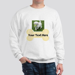 Personalize Dog Gift Sweatshirt