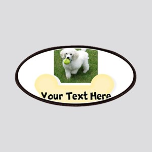 Personalize Dog Gift Patch
