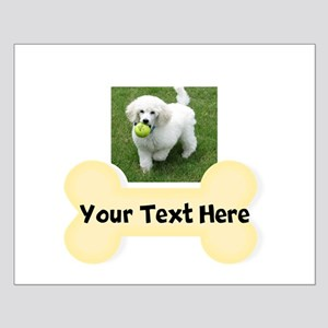 Personalize Dog Gift Posters