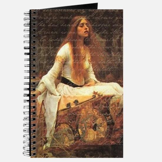 Cute Alfred tennyson Journal