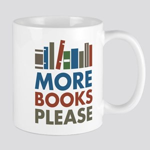 More Books Please Mugs