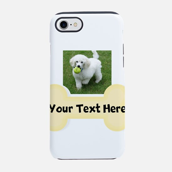 Personalize Dog Gift iPhone 8/7 Tough Case