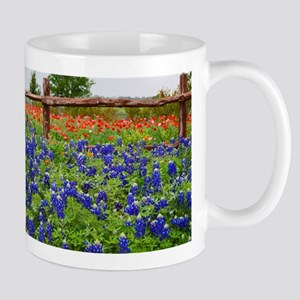 Bluebonnet Mugs
