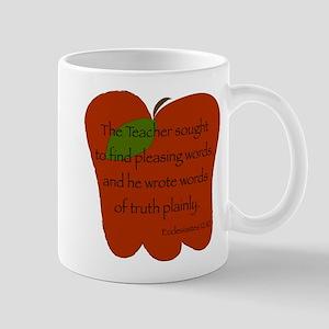 Ecclesiastes 12:10 Mugs