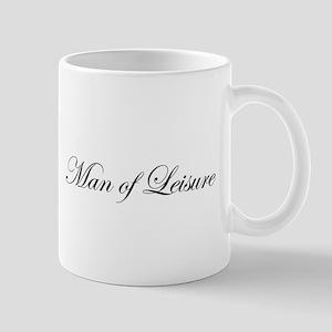 Man of Leisure Mugs