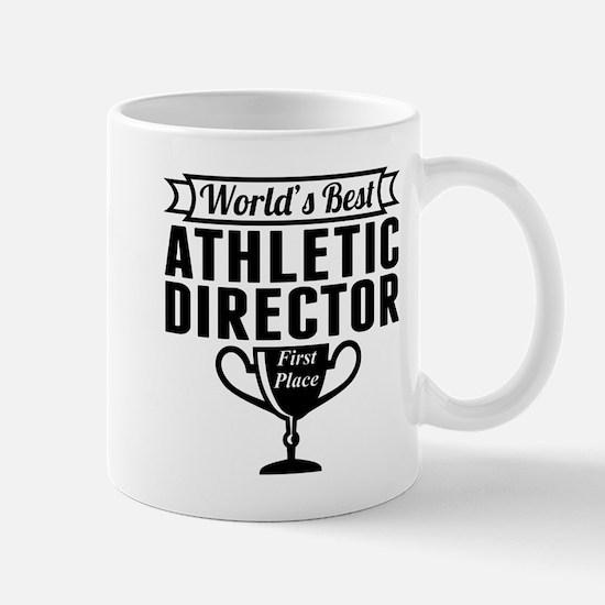 World's Best Athletic Director Mugs