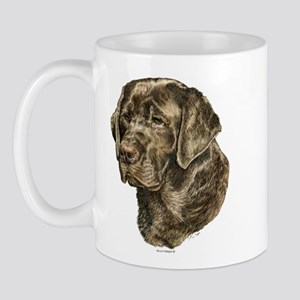 Labrador Retriever Dog Portrait Mug
