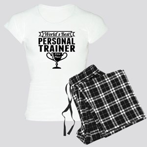 World's Best Personal Trainer Pajamas