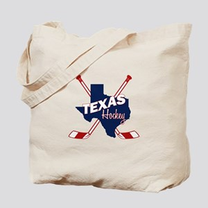 Texas Hockey Tote Bag