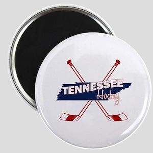 Tennessee Hockey Magnet