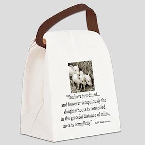 Slaughterhouse Canvas Lunch Bag