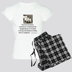 Slaughterhouse Women's Light Pajamas